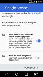 LG K4 (2017) (M160) - Applicaties - Account aanmaken - Stap 16