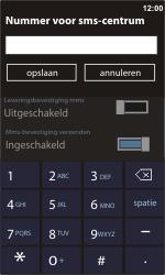 Nokia Lumia 900 - SMS en MMS - Handmatig instellen - Stap 6