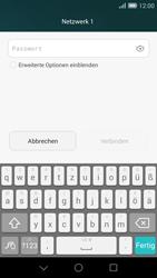 Huawei Ascend G7 - WLAN - Manuelle Konfiguration - Schritt 7