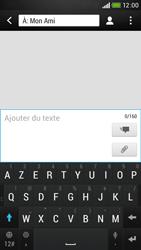 HTC Desire 601 - MMS - envoi d'images - Étape 8
