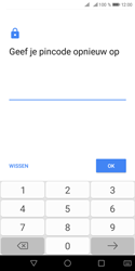 Huawei Y5 (2018) - Beveiliging - stel in of wijzig pincode voor je toestel - Stap 9