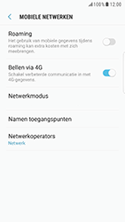 Samsung G925F Galaxy S6 Edge - Android Nougat - Internet - Dataroaming uitschakelen - Stap 7