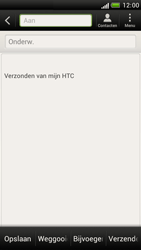 HTC Z520e One S - E-mail - Hoe te versturen - Stap 5