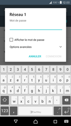Sony Xperia X Compact - Wifi - configuration manuelle - Étape 6