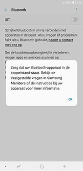 Samsung Galaxy J6 Plus - bluetooth - aanzetten - stap 6