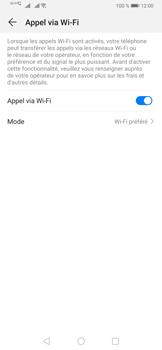 Huawei P30 Pro - WiFi - Activez WiFi Calling - Étape 11