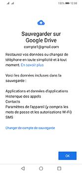 Huawei Y7 (2019) - Données - créer une sauvegarde avec votre compte - Étape 11
