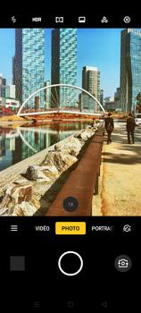 Oppo A9 2020 - Photos, vidéos, musique - Prendre une photo - Étape 5
