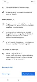 Samsung Galaxy S20 Ultra 5G - Apps - Einrichten des App Stores - Schritt 14