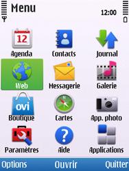 Nokia C5-00 - Internet - configuration manuelle - Étape 20