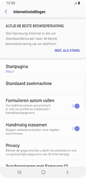 Samsung galaxy-s9-android-pie - Internet - buitenland - Stap 26