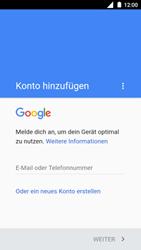 Nokia 3 - Apps - Einrichten des App Stores - Schritt 4