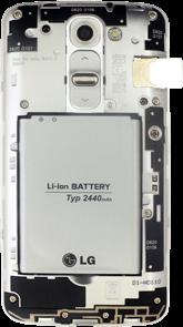LG D620 G2 mini - SIM-Karte - Einlegen - Schritt 4