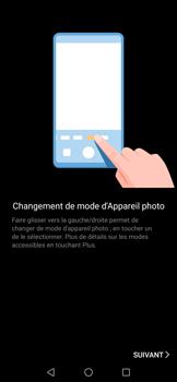 Huawei P Smart 2020 - Photos, vidéos, musique - Créer une vidéo - Étape 3