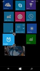 Microsoft Lumia 535 - Operazioni iniziali - Personalizzazione della schermata iniziale - Fase 8