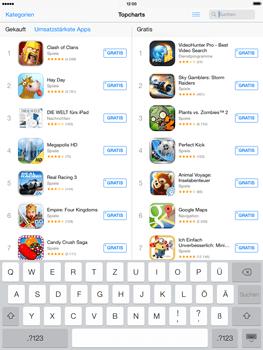 Apple iPad 4 mit iOS 7 - Apps - Herunterladen - Schritt 10