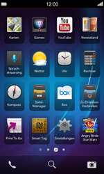 BlackBerry Z10 - Apps - Herunterladen - 21 / 21