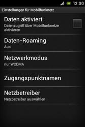 Sony Xperia E - Internet - Apn-Einstellungen - 6 / 26