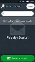 Doro 8031 - E-mails - Ajouter ou modifier votre compte Yahoo - Étape 11