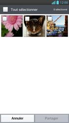 LG Optimus F5 - Photos, vidéos, musique - Envoyer une photo via Bluetooth - Étape 6