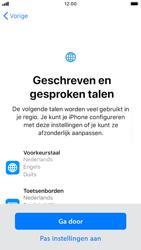 Apple iphone-7-met-ios-13-model-a1778 - Instellingen aanpassen - Nieuw toestel instellen - Stap 8