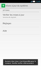 Alcatel One Touch Idol S - Logiciels - Installation de mises à jour - Étape 8