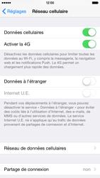 Apple iPhone 6 - Réseau - Activer 4G/LTE - Étape 5