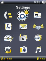 Sonim XP3300 Force - Internet - Manual configuration - Step 3