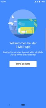 Sony Xperia 10 - E-Mail - Konto einrichten - Schritt 4