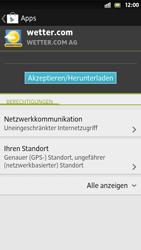 Sony Xperia S - Apps - Herunterladen - Schritt 16