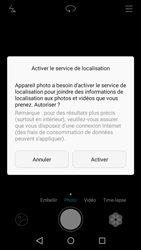 Huawei Y5 II Dual Sim - Photos, vidéos, musique - Prendre une photo - Étape 3