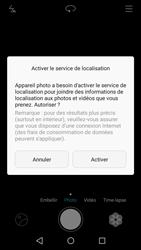 Huawei Y5 II Dual Sim - Photos, vidéos, musique - Créer une vidéo - Étape 3