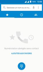 Alcatel Pixi 4 (4) - Messagerie vocale - configuration manuelle - Étape 4