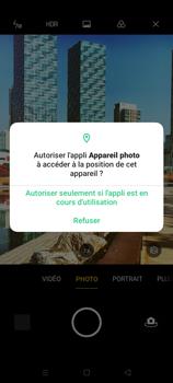 Oppo A53s - Photos, vidéos, musique - Prendre une photo - Étape 6