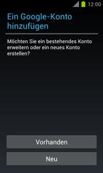 Samsung Galaxy S II - Apps - Einrichten des App Stores - Schritt 4