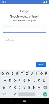 Nokia 6.1 Plus - Android Pie - Apps - Konto anlegen und einrichten - Schritt 7