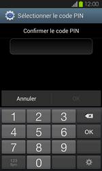 Samsung Galaxy S2 - Sécuriser votre mobile - Activer le code de verrouillage - Étape 9
