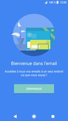 Sony Xperia XZ1 - E-mails - Ajouter ou modifier un compte e-mail - Étape 4