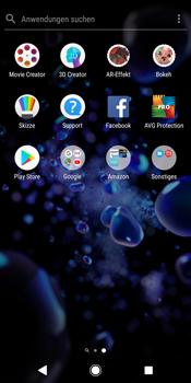 Sony Xperia XZ2 - Apps - Konto anlegen und einrichten - 3 / 19