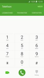 Samsung Galaxy A3 (2016) - Android Lollipop - voicemail - handmatig instellen - stap 4