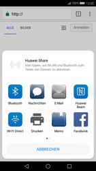 Huawei P10 - Internet und Datenroaming - Verwenden des Internets - Schritt 21
