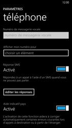 Nokia Lumia 930 - Messagerie vocale - Configuration manuelle - Étape 6