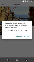 Wiko WIM Lite - Photos, vidéos, musique - Envoyer une photo via Bluetooth - Étape 11