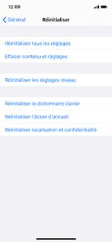 Apple iPhone 11 Pro - iOS 14 - Téléphone mobile - Réinitialisation de la configuration d