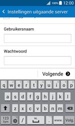 Samsung G360F Galaxy Core Prime - E-mail - handmatig instellen - Stap 15