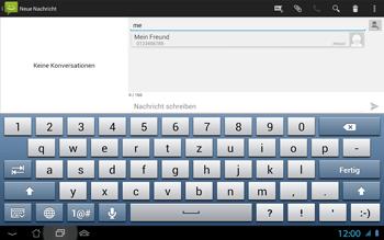Asus Padfone 2 - MMS - Erstellen und senden - 0 / 0