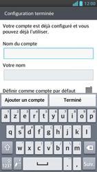 LG P875 Optimus F5 - E-mail - Configuration manuelle - Étape 16