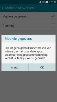 Samsung Galaxy Note 4 4G (SM-N910F) - Internet - Uitzetten - Stap 7