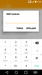 LG K4 2017 - sms - handmatig instellen - stap 8