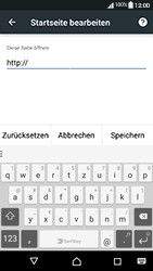 Sony Xperia XA1 - Internet - Manuelle Konfiguration - 1 / 1